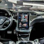 Tesla Model X 2018 Interior