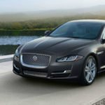 2018 Jaguar XJ Black