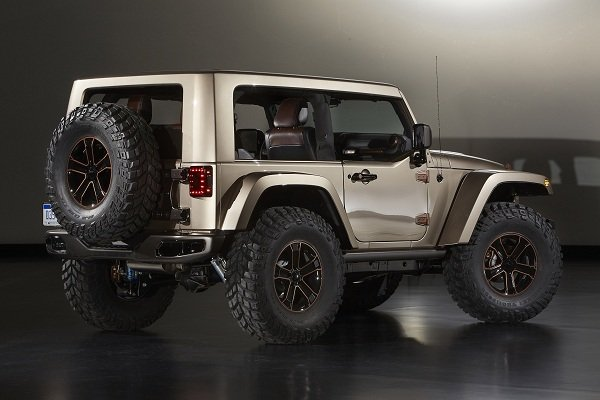 Jeep and Mopar Six Concepts