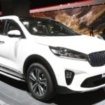 2018 Kia Sorento Colors