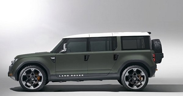 2018 land rover defender 4 door. Black Bedroom Furniture Sets. Home Design Ideas