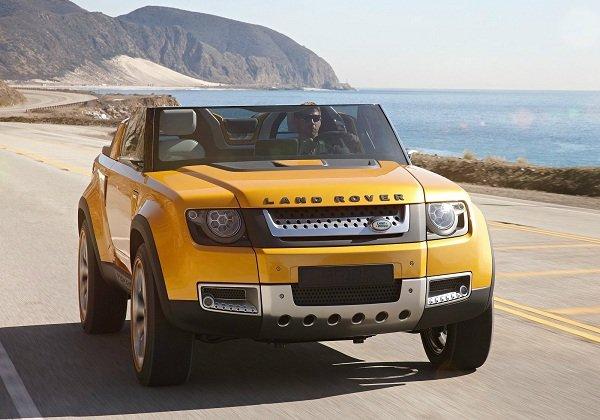 2018 Land Rover Defender 90
