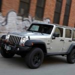 Jeep Wrangler 2018 Redesign