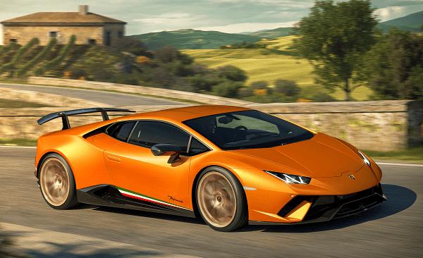 Lamborghini Huracan 2018 Performante