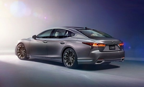 Lexus LS 2018 500