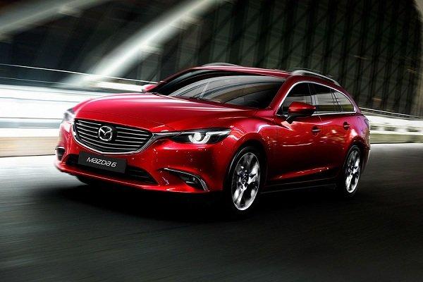 2018 Mazda 6 AWD