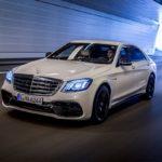 2018 Mercedes-Benz S Class AMG