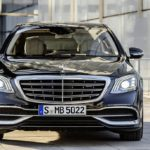 2018 Mercedes-Maybach S-Class Sedan