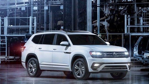 2018 Volkswagen Atlas R Line