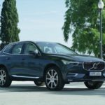 2018 Volvo XC60 Denim Blue