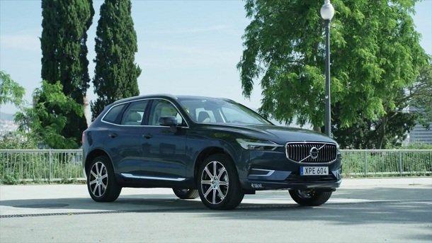 2018 Volvo XC60 Denim Blue