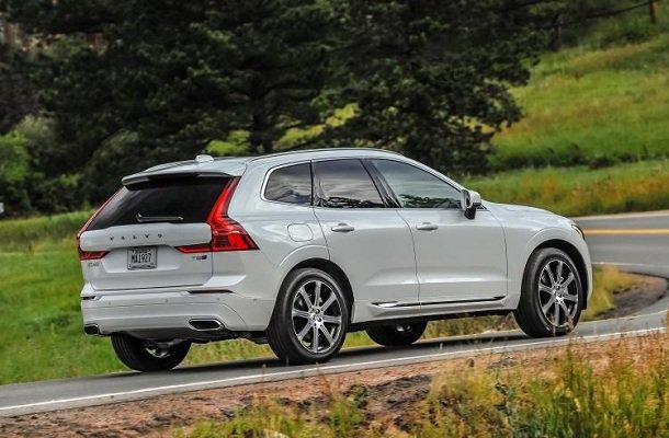 2018 Volvo XC60 Hybrid