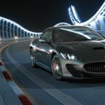 Maserati Granturismo 2018 Wallpaper
