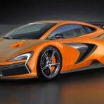McLaren P14 2018 Model