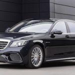 Mercedes-Benz S Class 2018 Black