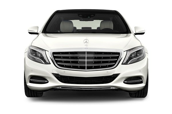 Mercedes-Benz S Class 2018 White