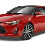 2018 Scion tC Model