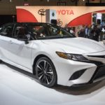 2018 Toyota Camry Horsepower