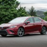 2018 Toyota Camry Pictures