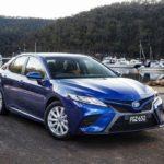 2018 Toyota Camry Sport