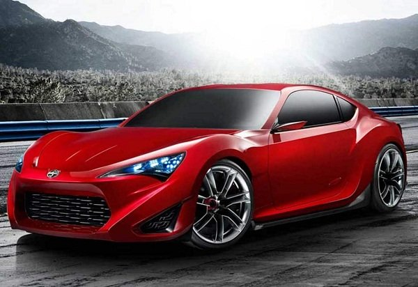 Scion tC 2018 Redesign
