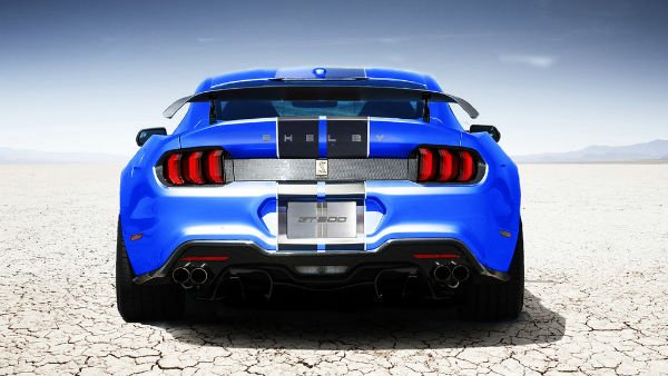 2018 Ford Mustang GT-500