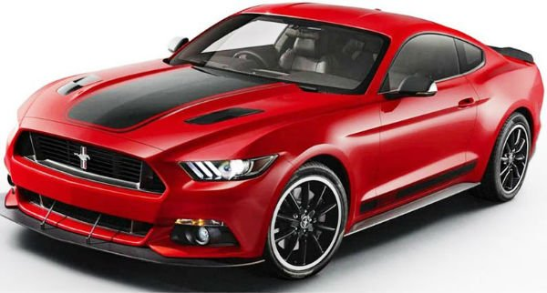 mach mustang ford