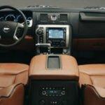 2018 Hummer H3 Interior