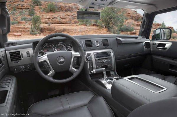 Hummer H1 2018 Interior