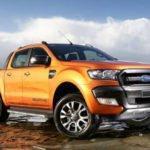 2018 Ford Ranger Wildtrak