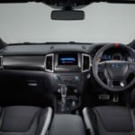Ford Ranger Raptor 2018 Interior