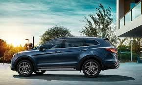 Hyundai Grand Santa FE 2018