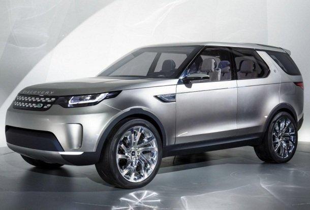 Land Rover 2018 LR4