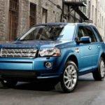 Land Rover Freelander 2018