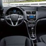 2018 Hyundai Accent Interior