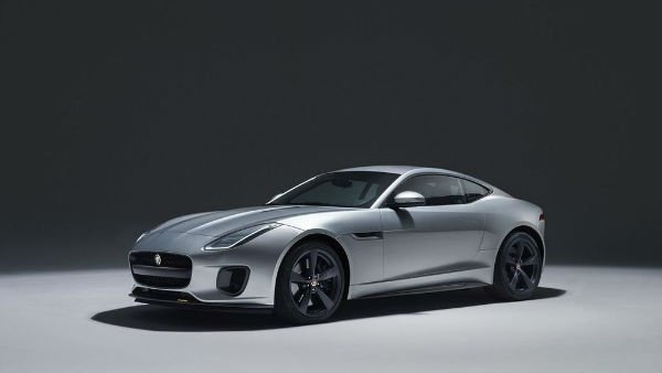 2018 Jaguar F-Type 400