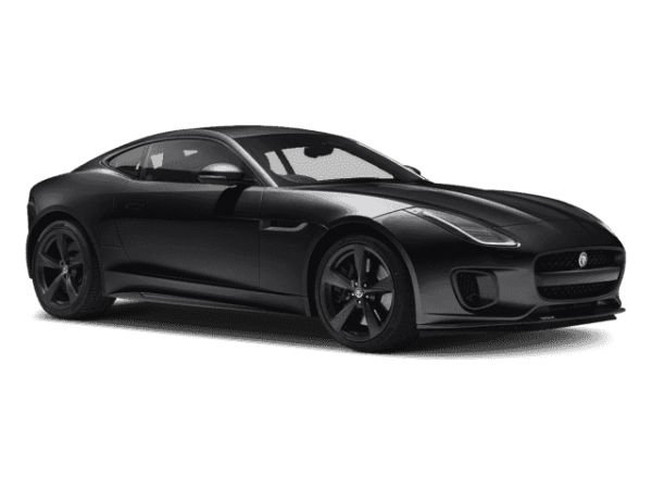 2018 Jaguar F-Type Black
