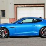 2018 Jaguar F-Type Blue