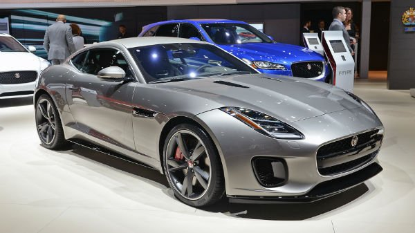 2018 Jaguar F-Type R Dynamic