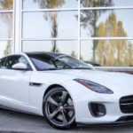2018 Jaguar F-Type White