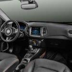2018 Jeep Compass Latitude Interior
