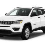 2018 Jeep Compass White