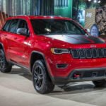 2018 Jeep Grand Cherokee Colors
