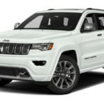 2018 Jeep Grand Cherokee White