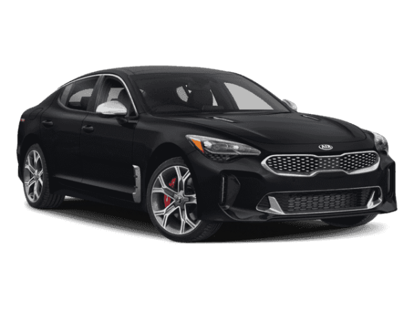 2018 Kia Stinger Black