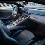 2018 Lamborghini Aventador Interior