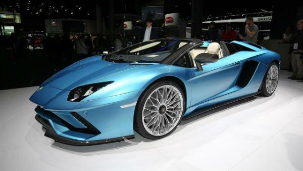 Flipboard 2018 Lamborghini Aventador S Convertible