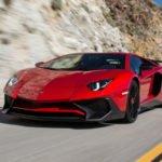 2018 Lamborghini Aventador SV