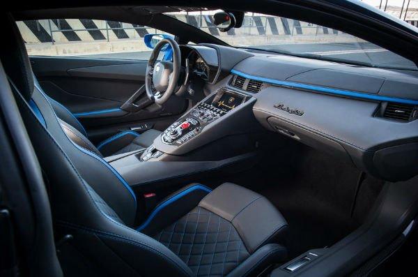 2018 Lamborghini Gallardo Interior