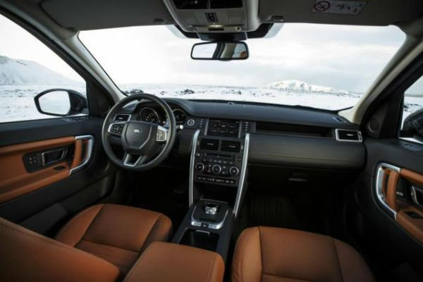 First drive: 2015 Land Rover Discovery Sport | Digital Trends
